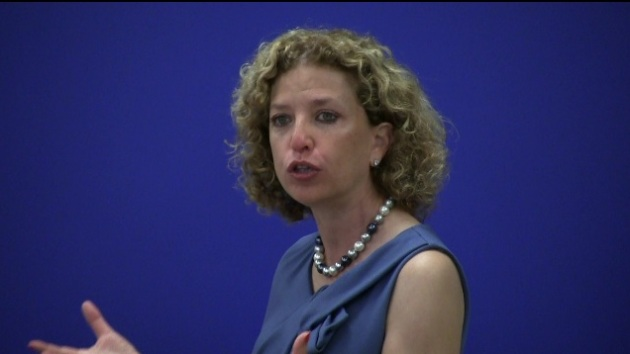 Debbie Wasserman Schultz/ The Shark Tank