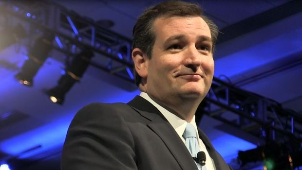 Senator Ted Cruz/ The Shark Tank
